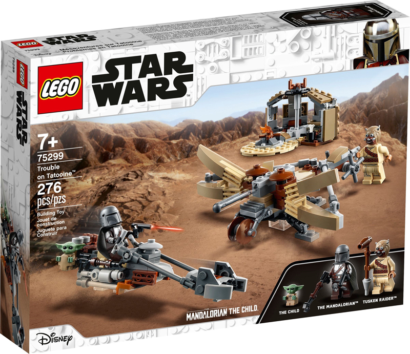 ICYMI: LEGO Star Wars 2021 Sets Now Listed at LEGO Shop@Home