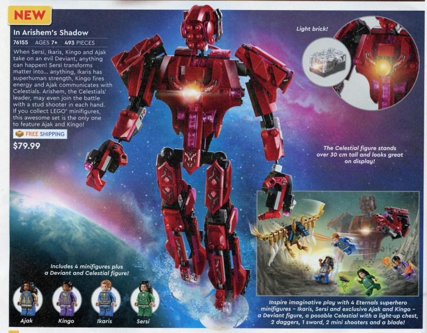 LEGO Marvel 2021 2H