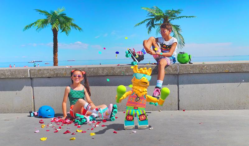 LEGO Vidiyo Music Video Maker Officially Revealed