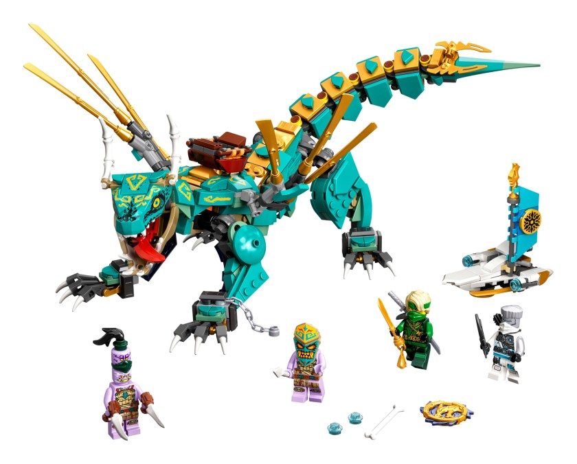 LEGO Ninjago The Island