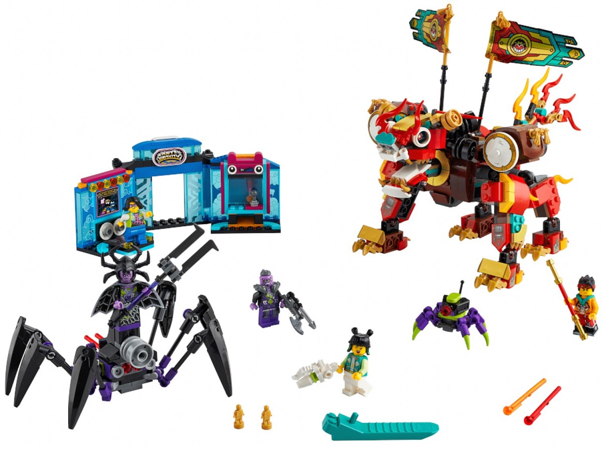 March 2021 LEGO Sets That Are Now Available at LEGO Shop@Home