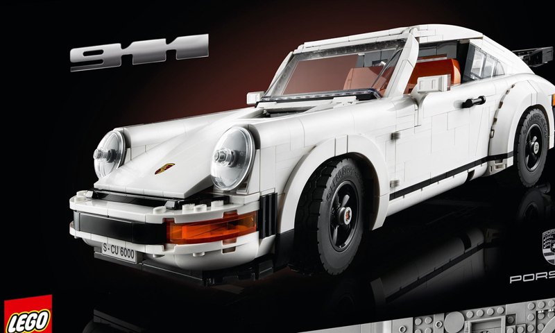 LEGO Creator Expert Porsche 911 (10295) Coming This Month