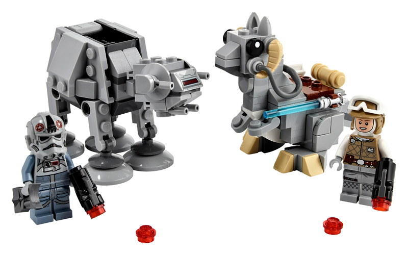 LEGO Star Wars March 2021 Sets Now Listed at LEGO Shop@Home