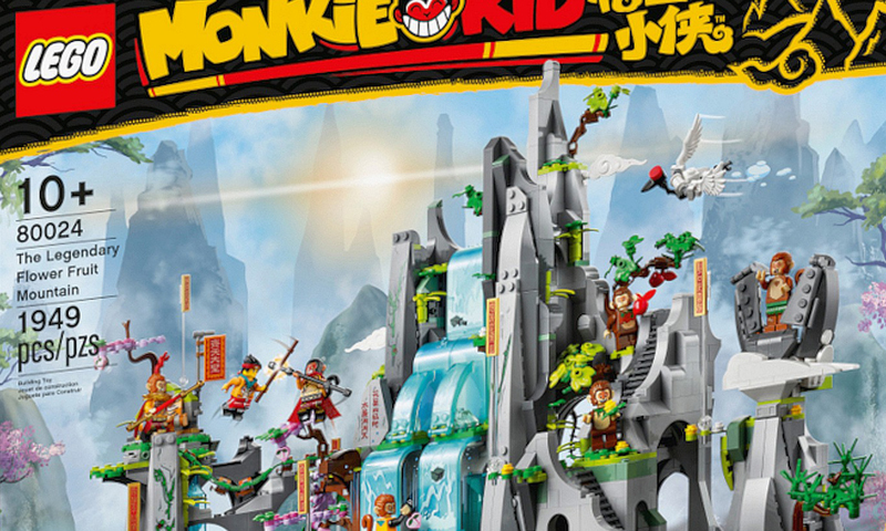 Six New 2021 LEGO Monkie Kid Sets Revealed