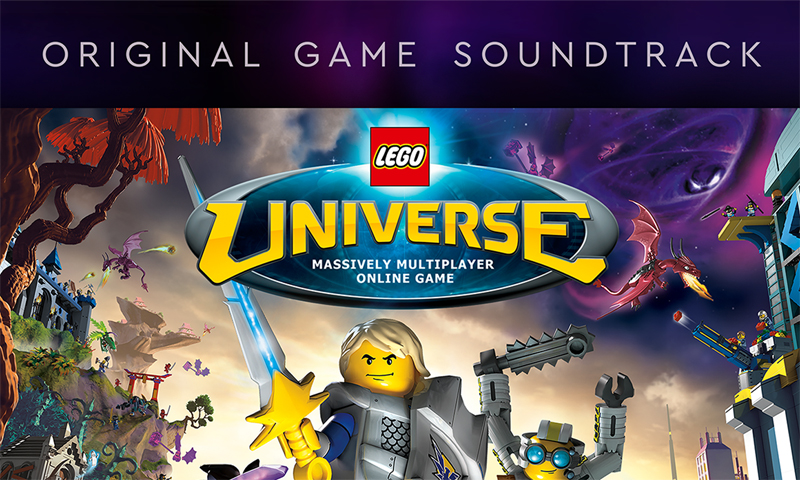 LEGO Universe 10th Year Anniversary