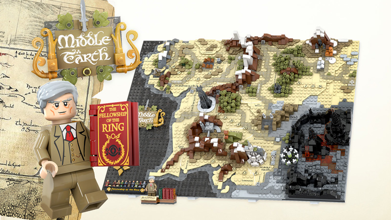 banner middle earth