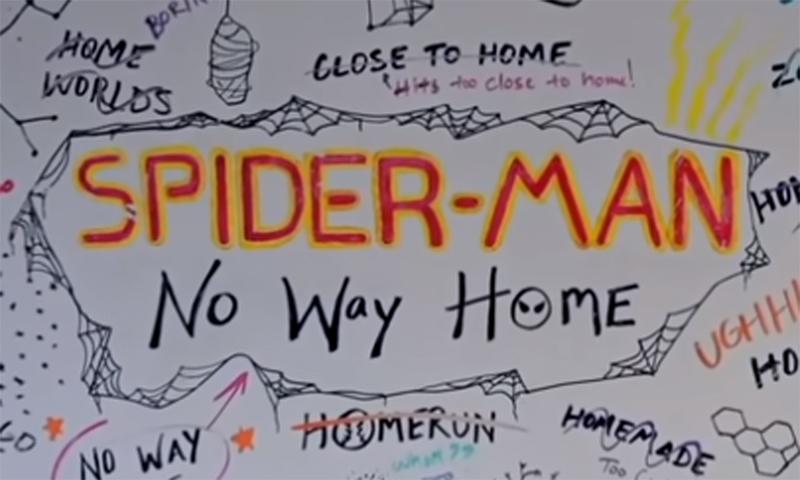 Marvel Studios' Spider-Man: No Way Home Finally Confirmed
