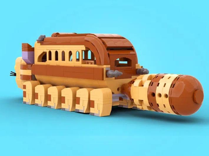 LEGO Ideas My LEGO Totoro
