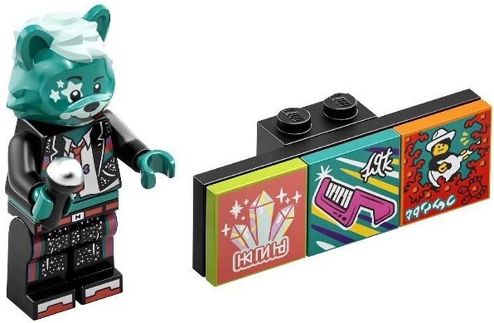 LEGO Vidiyo Bandmates Series 2