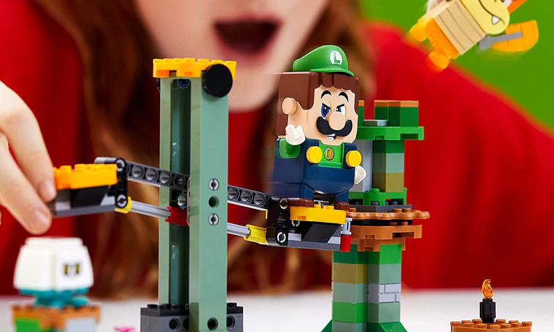 LEGO Super Mario Adventures With Luigi (71387) Arriving This Summer