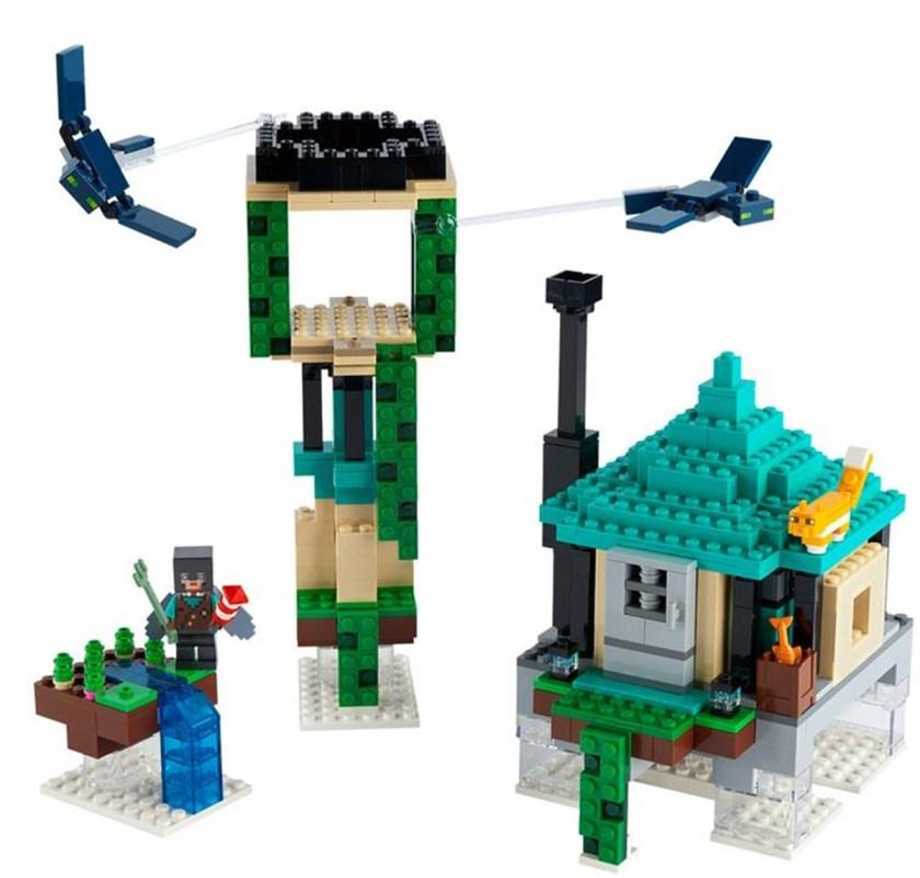 LEGO Minecraft Summer 2021