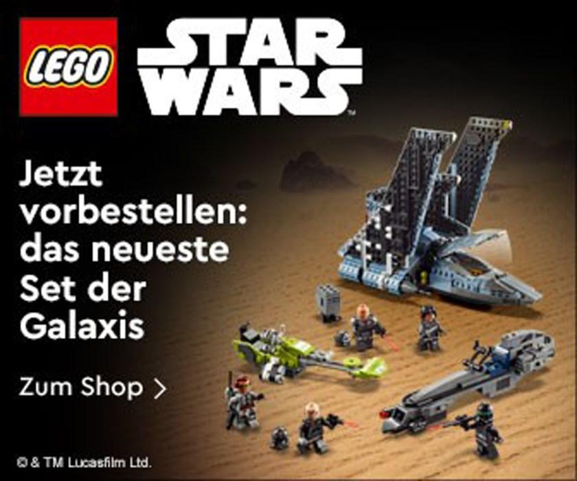 LEGO Star Wars: The Bad Batch