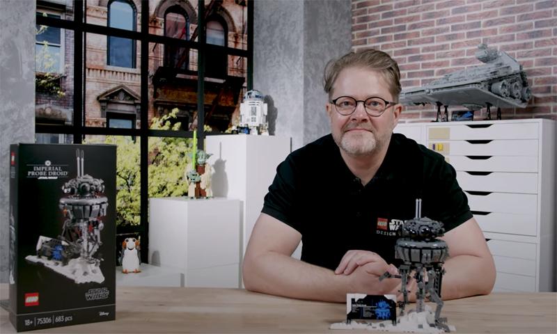 New LEGO Star Wars Designer Videos Released