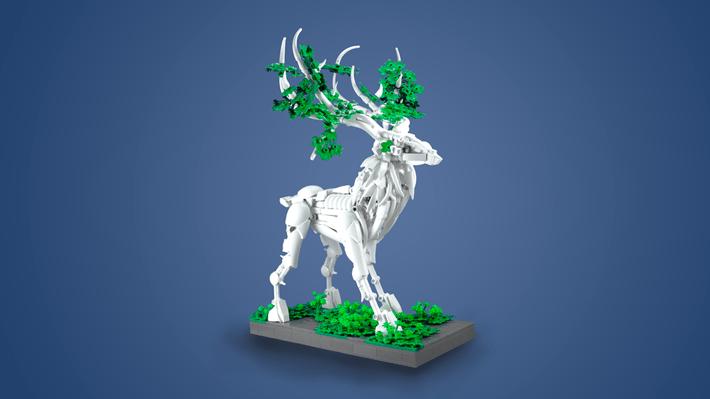 branching elk
