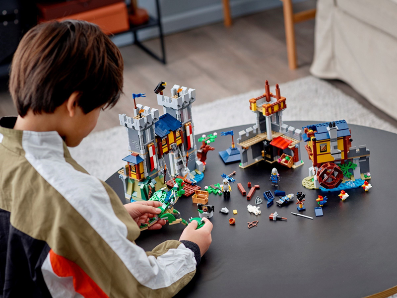 New LEGO Creator 3-in-1 Summer 2021 Sets Officially Revealed