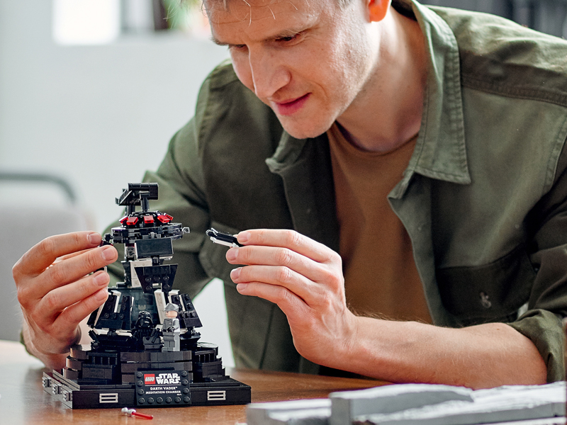 More LEGO Licensed Sets Listed for Summer 2021 Release