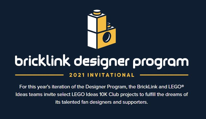 2021 Bricklink Designer Program Kicks Off Its First Round