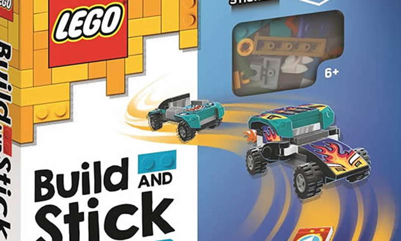 New LEGO Books From Ameet Arriving in October