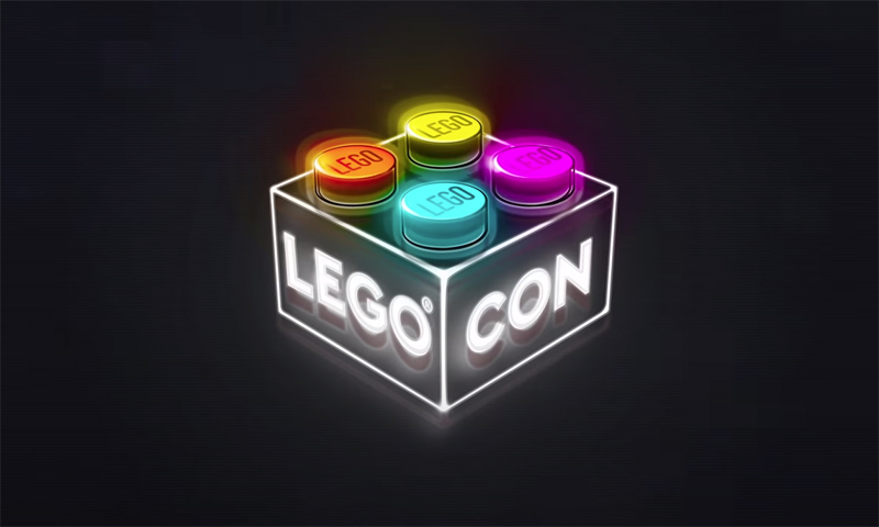 LEGO CON 2021 Video Now Available Over YouTube