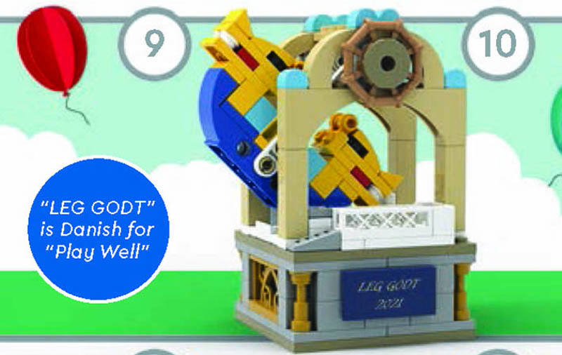 LEGO Swing Ship Ride (5006746) VIP Gift Now Available