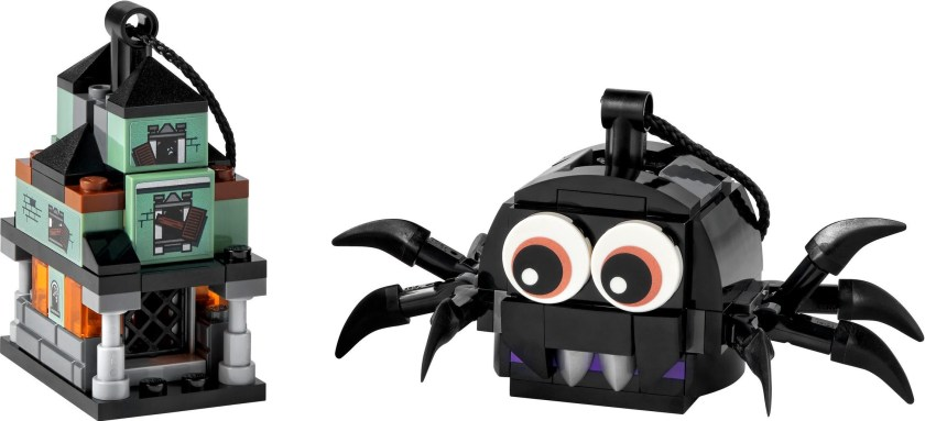 LEGO Spider & Haunted House Pack