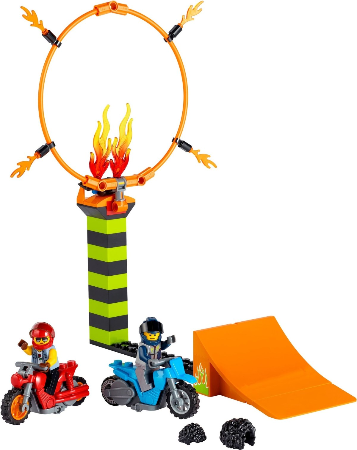 """LEGO Pulls City Stuntz Motorcyle Sets Due to """"Product Quality Issues"""""""
