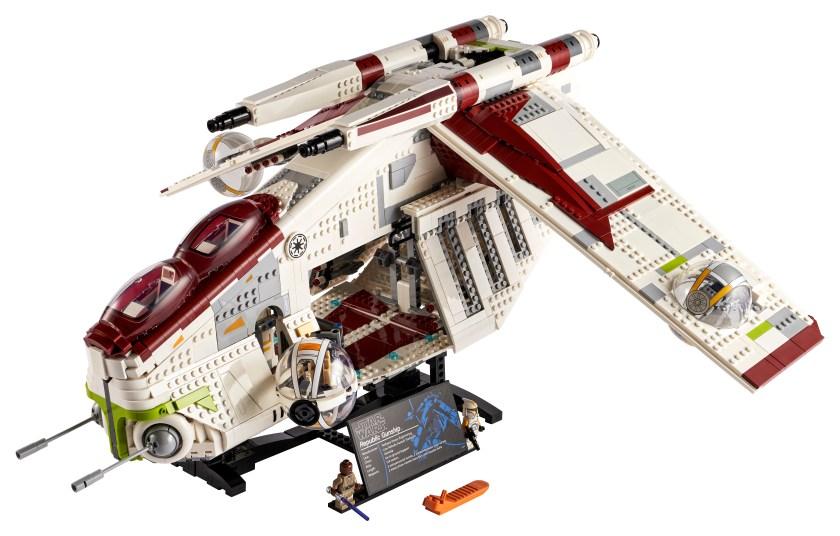 UCS Republic Gunship (75309)