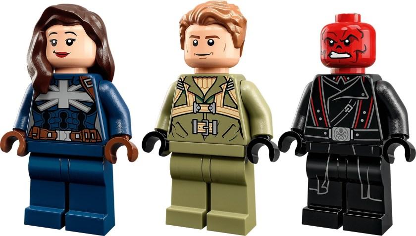 LEGO Marvel Captain Carter & The Hydra Stomper