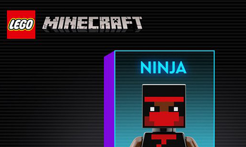 A New Fan-Voted LEGO Minecraft Minifigure Skin Is Coming in 2022