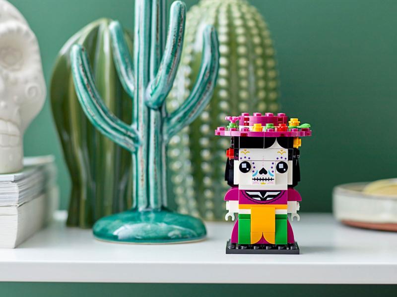 LEGO BrickHeadz La Catrina (40492) Now Listed at LEGO Shop@Home