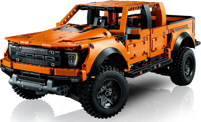 LEGO Technic Ford F-150 Raptor (42126) Now Available for Pre-Order at LEGO Shop@Home