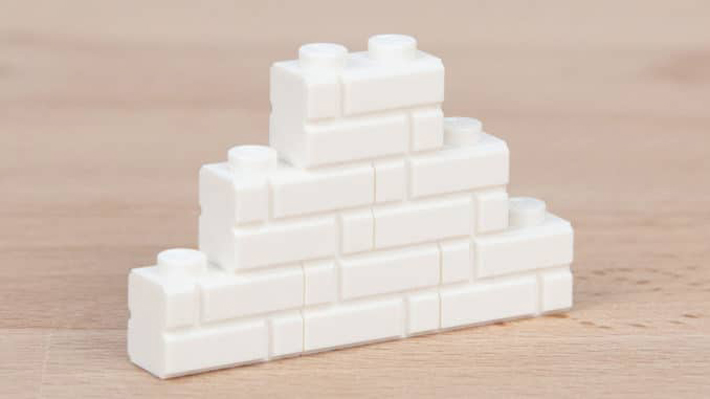 LEGO Super Mario Peach's Castle
