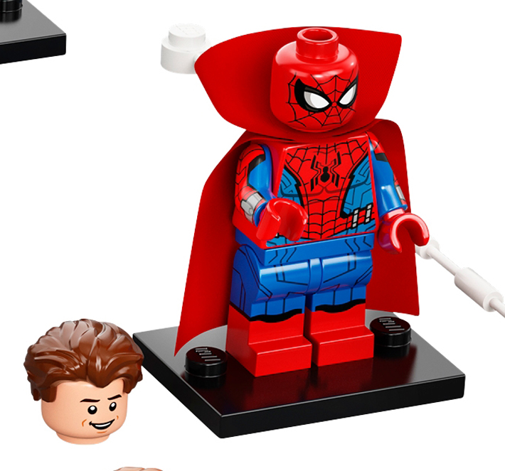 LEGO Minifigures Marvel Studios Series