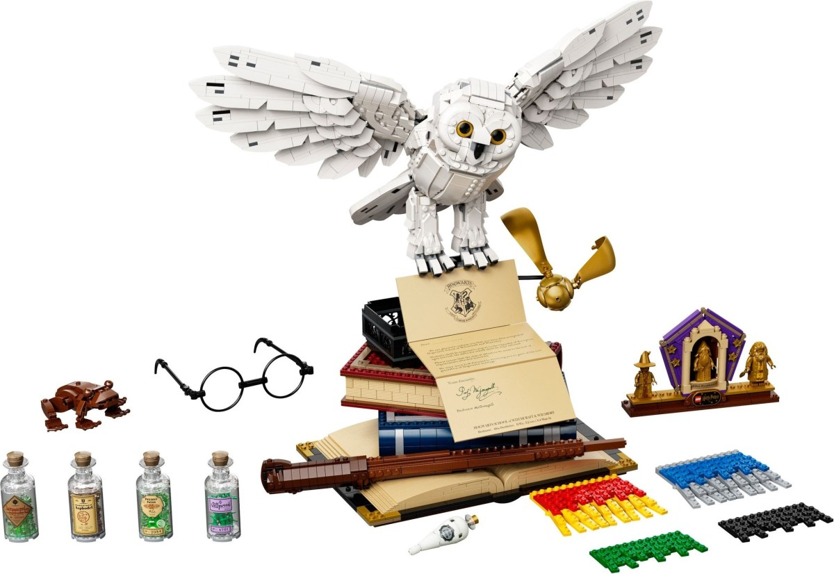 Win the Hottest LEGO Harry Potter 20th Anniversary Sets on this Latest LEGO Ideas Contest