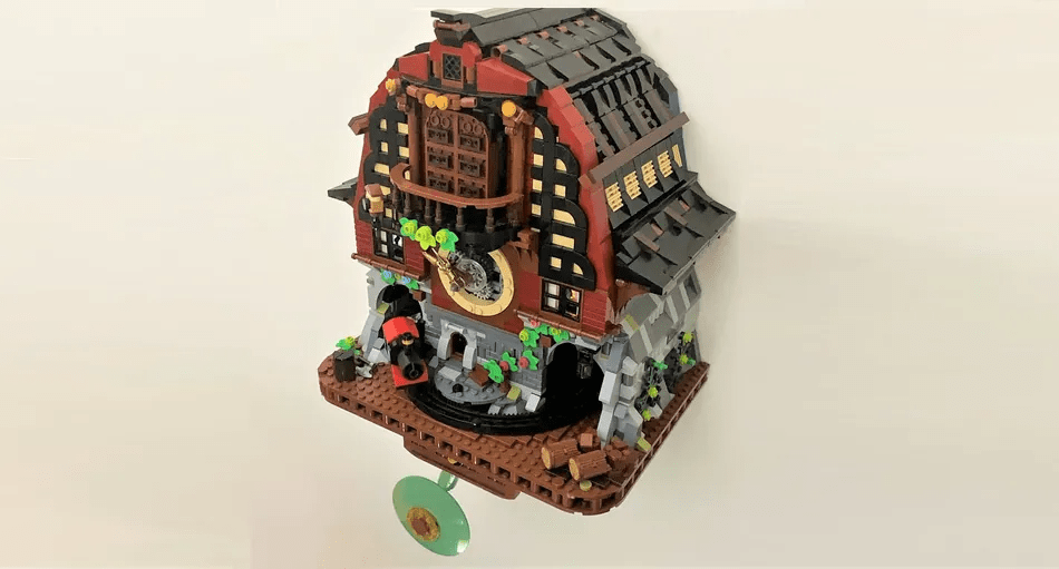 """10-K Support Reached for LEGO Ideas Proposal """"House of Time"""" by Kevin Feeser"""