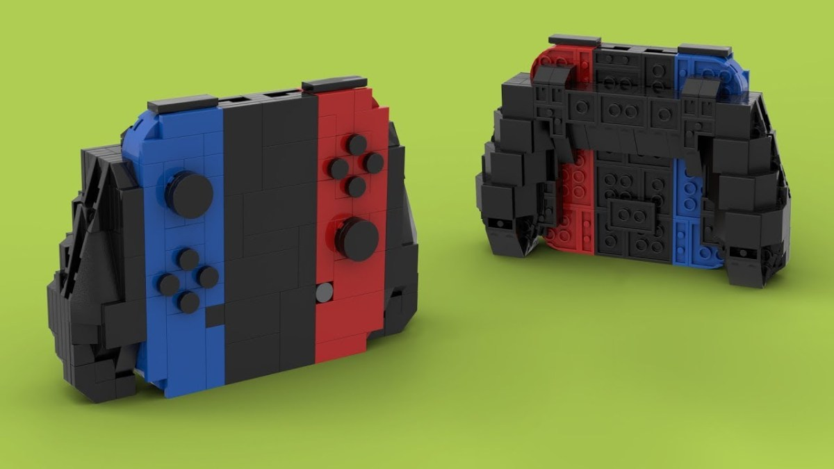 """New LEGO Ideas Activity Challenge: """"The Love of Gaming!"""""""
