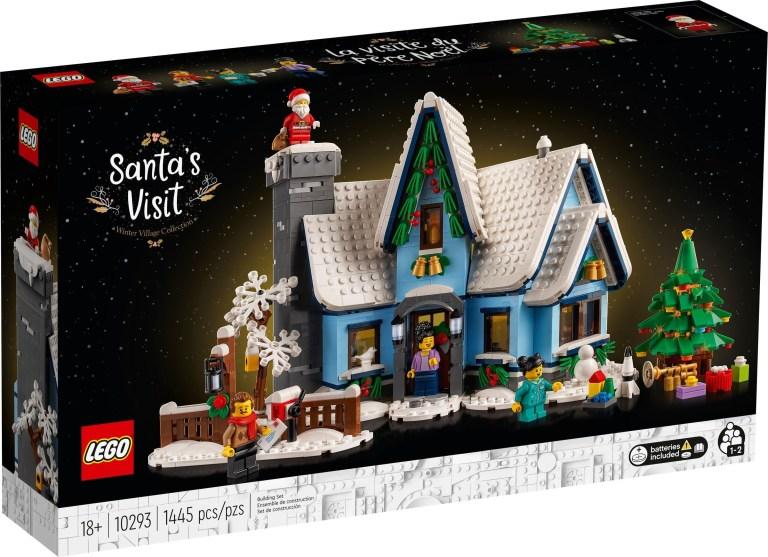 LEGO Creator Expert Santa's Visit