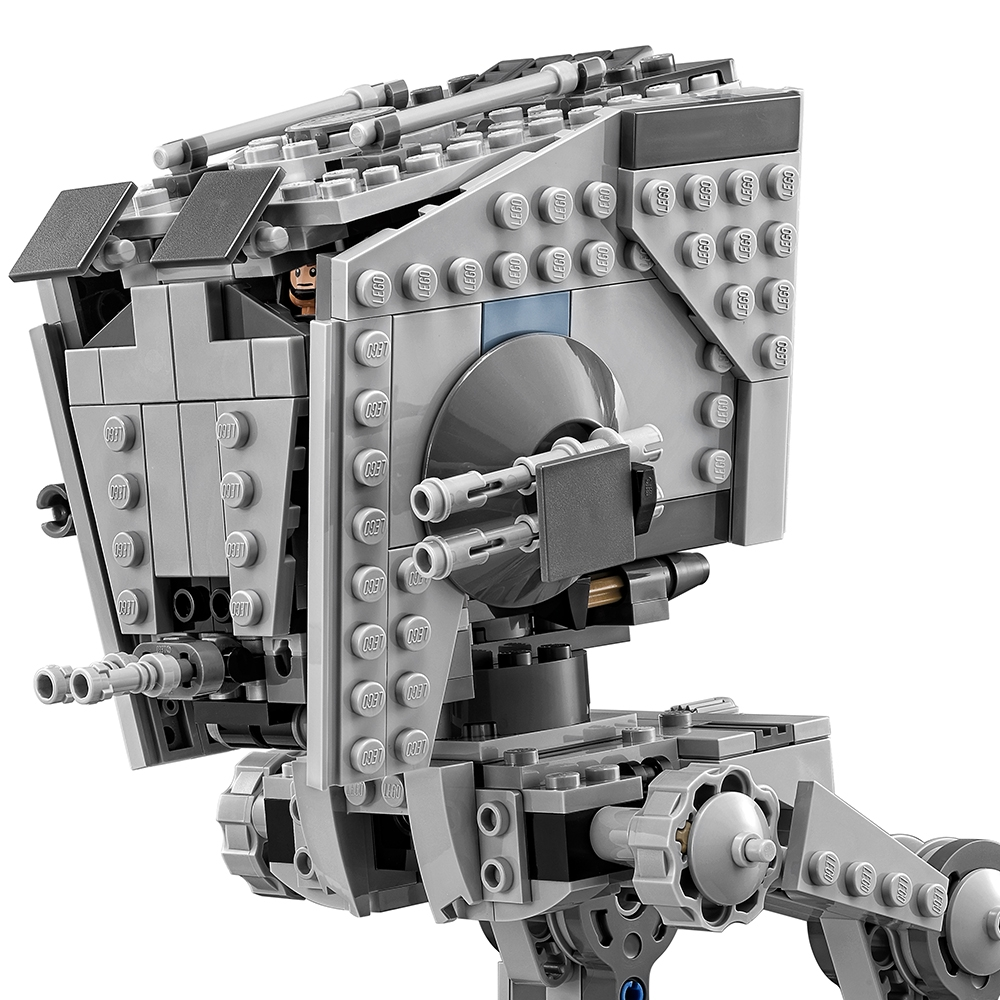 Yet Another LEGO Star Wars Rumor: Hoth-Variant AT-ST Walker (75322) Coming January Next Year