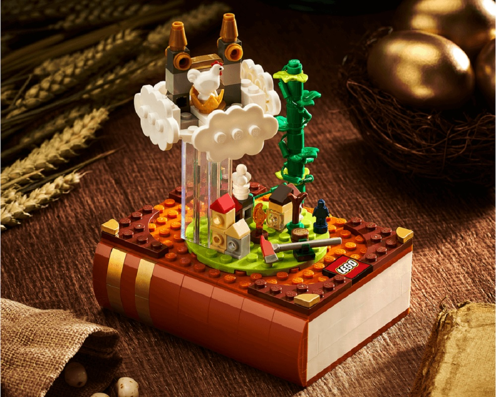LEGO Bricktober Sets Coming to Asia Toys R Us Stores Next Month Revealed