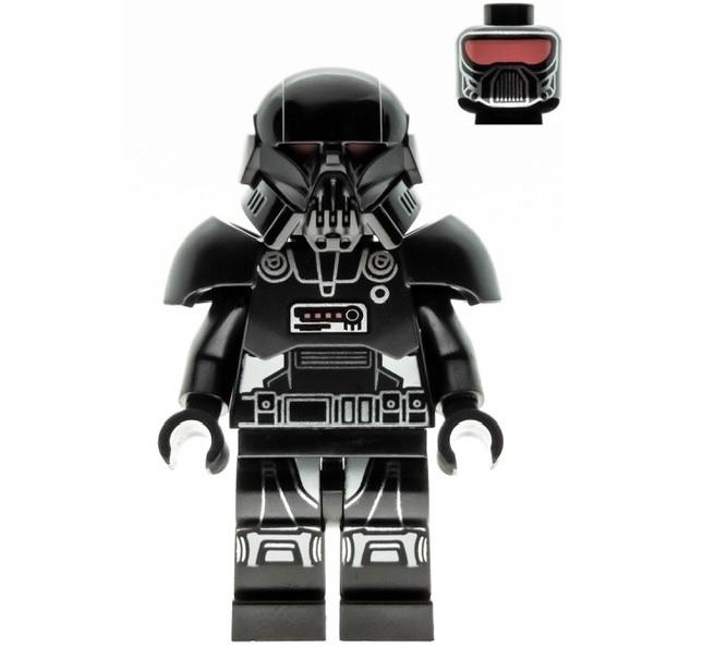 """New LEGO Star Wars Rumor for 2022: """"The Mandalorian"""" Dark Trooper Battle Pack with Luke Skywalker"""