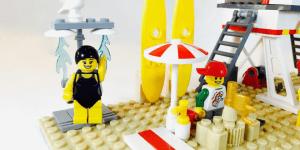Surf Rescue Beach - LEGO Ideas