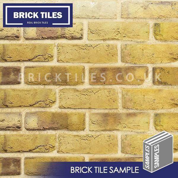 london reclaimed stock bricks slip sample