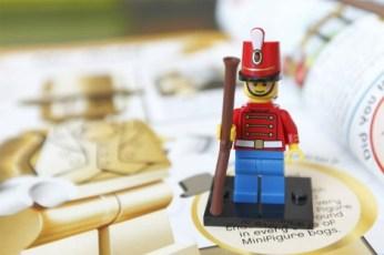 Die Toy Soldier Figur in Natura (von Smashing Bricks)