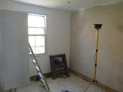 Flat refurbishment