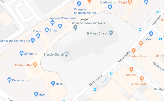 How to Create a Mall Map with Real-time Data Using WRLD