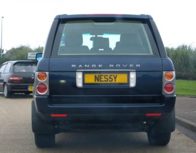 Why a Personalised Number Plate is a Great Investment