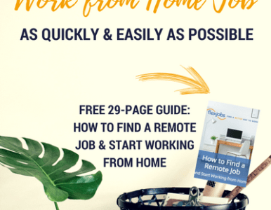 The Surefire Way To Avoid Work From Home Scams & Find A Legit Job Fast
