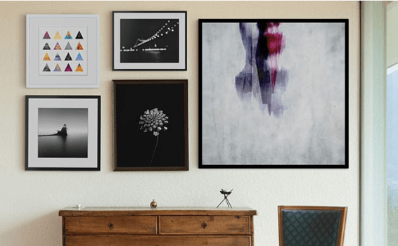 Personalize Your Home Office & Amp Up Productivity with CanvasPop's High Quality Canvas Prints
