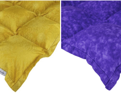 Ease Anxiety During Virtual Presentations & Throughout the Workday with SensaCalm Blankets