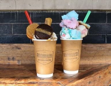 How 3 frozen dessert shops stay hot during the winter months